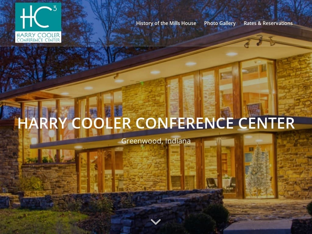 Harry Cooler Conference Center