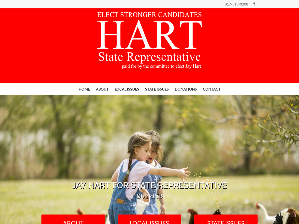 Jay Hart for State Representative