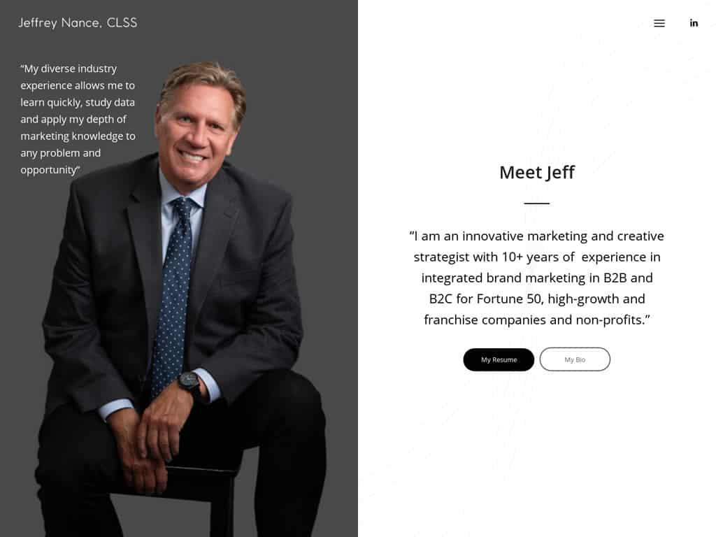 Jeff Nance, CLSS
