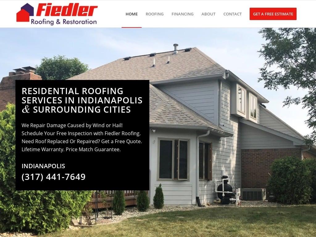 Fiedler Roofing & Restoration