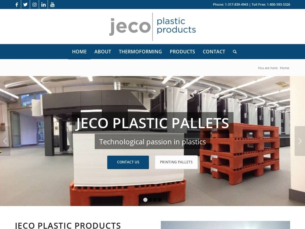 Jeco Plastic Products