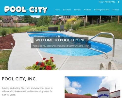 Pool City