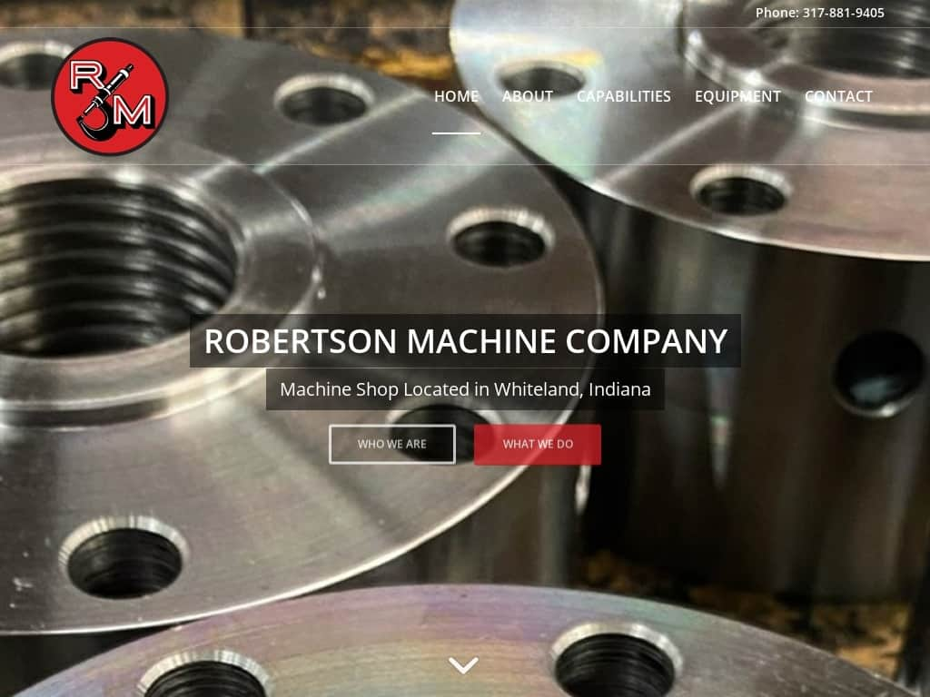 Robertson Machine Company
