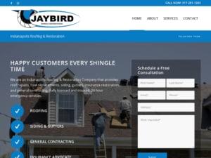 Jaybird Roofing & Restoration