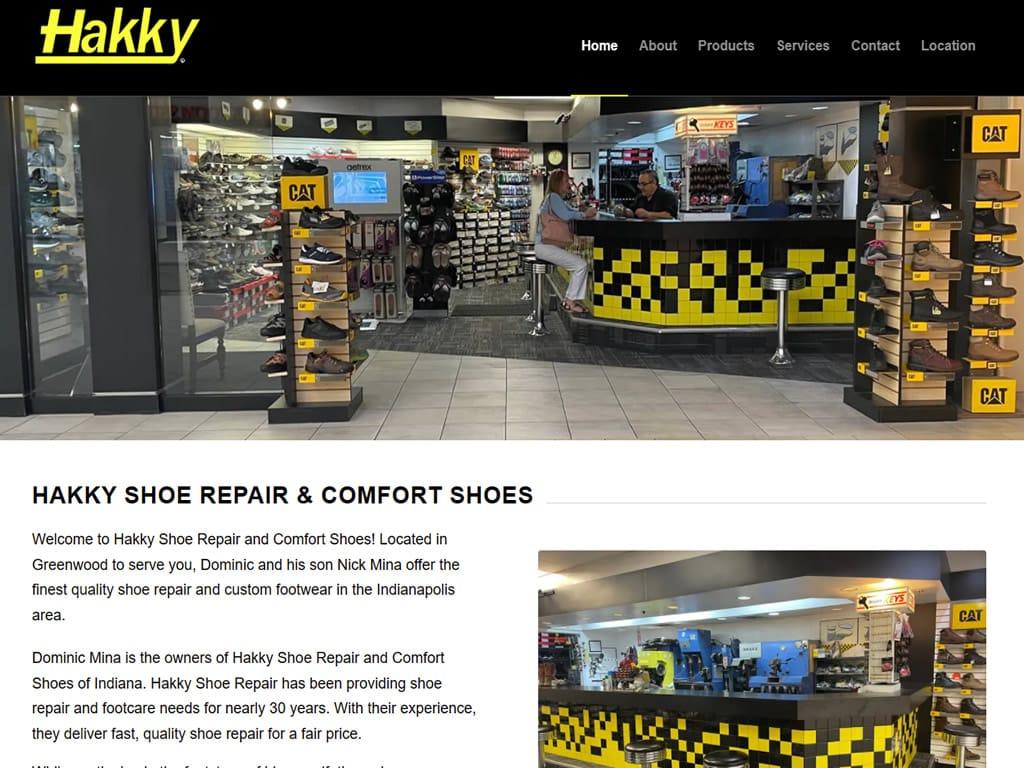 Hakky Shoe Repair & Comfort Shoes