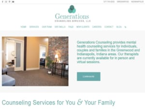 Generations Counseling Services